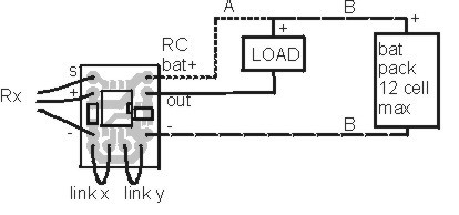 RC Switch Circuit